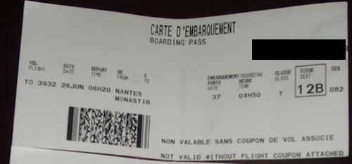 Aéroport de Nantes : les femmes dévoilées