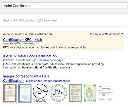 KFC non halal : l'enfumage continue