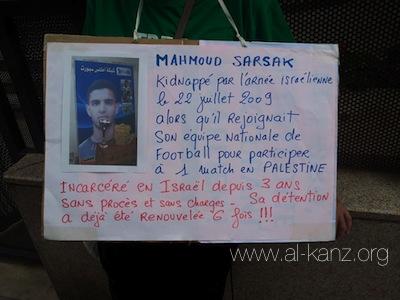 Mahmoud Sarsak