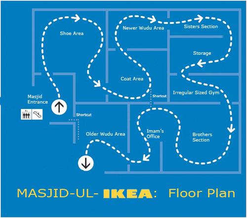 IKEA finance une mosquée, naufrage des islamophobes