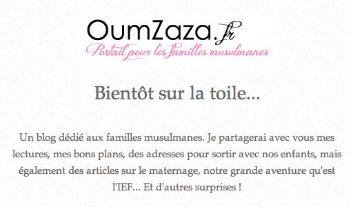 Le site IslamIDF est mort, Oumzaza le remplace