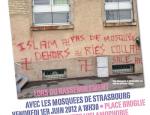 Islamophobie Strasbourg