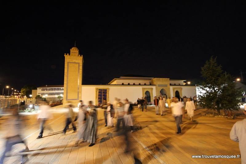 Seconde édition du tour de France des mosquées