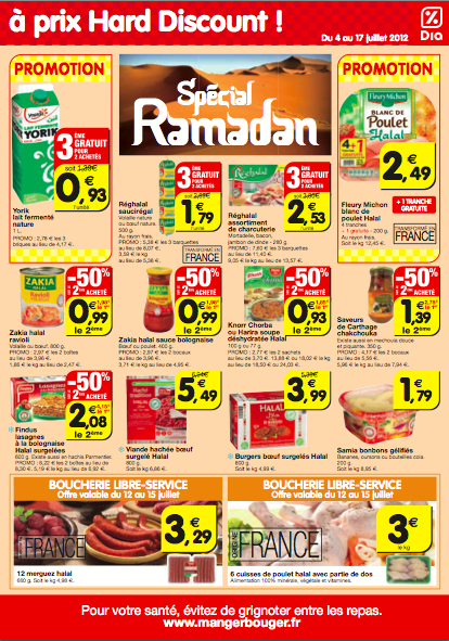 DIA CATALOGUE RAMADAN