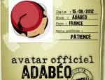 Adabéo patience