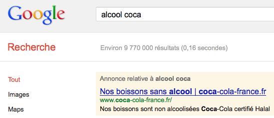 Alcool dans Coca : on en parle dans le monde entier
