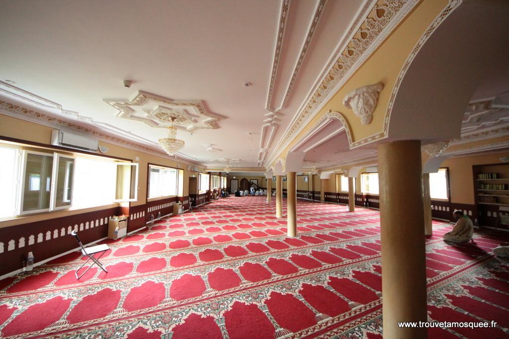 Tour de France des mosquées : Chambéry