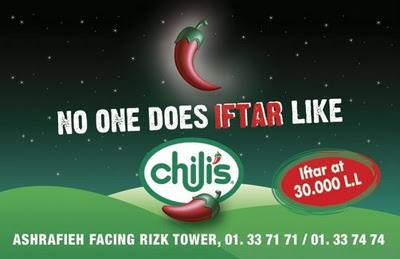 Chilis ramadan