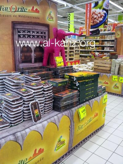 Chameau Auchan