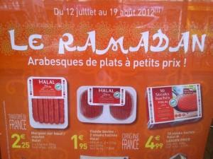 franprix ramadan