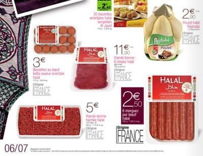 Ramadan 2012 : Auchan et Intermarché toujours dans l'orientalisme