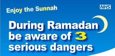 Enjoy Sunnah l'étonnante campagne de la Sécu britannique pour ramadan