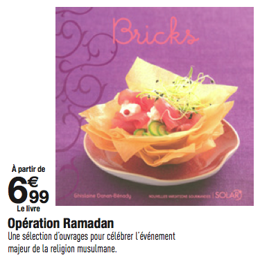 Catalogue ramadan Carrefour