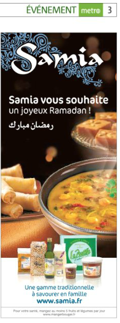 Ramadan : mauvais timing pour la marque Samia