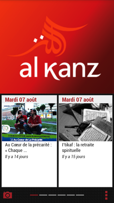 alkanz android
