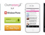 Oumzaza.fr lance son application pour smartphone