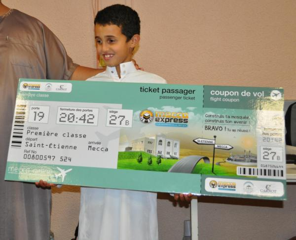 Mecca Express : Saint-Etienne sur les pas du projet Waqf