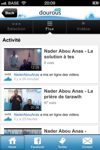Dourous.net lance son application iPhone