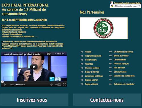 Expo halal international