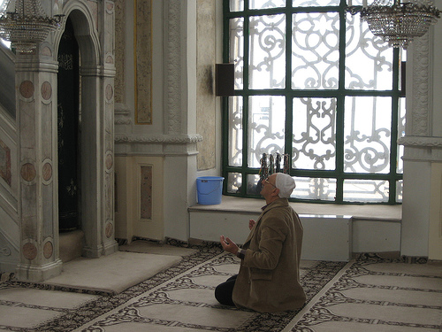 mosquée priere