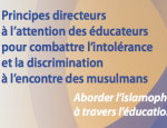 Conseil de l'Europe contre l'islamophobie