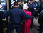 arrestation trocadero musulman