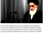 causeur islamophobie khomeyni