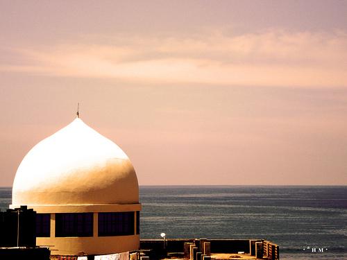 mosquée mer