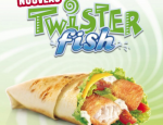 Twister fish
