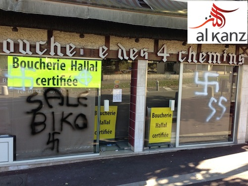 islamophobie boucherie saint germain en laye