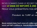 Salon international du monde musulman : report de la seconde édition
