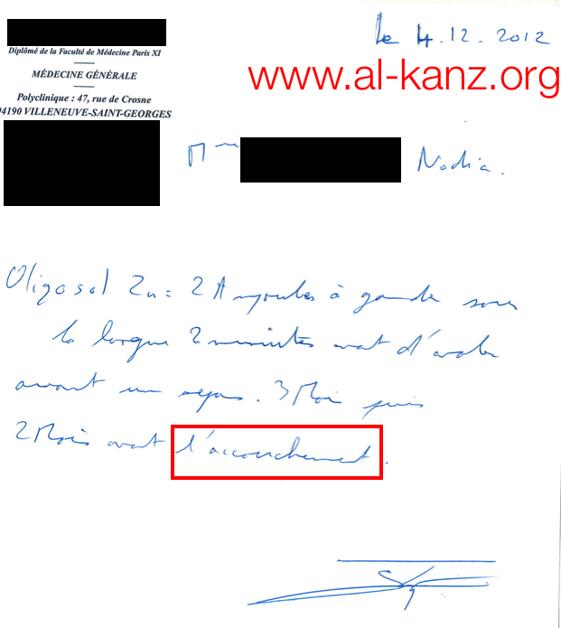 Gut gemocht Islamophobie : une doctoresse refuse de soigner une jeune femme à  IU66