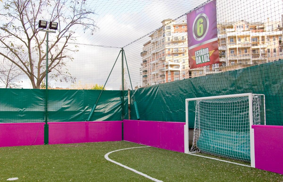 Elite 5 Soccer : les photos du complexe