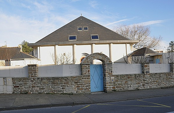 Quimper : une mosquée profanée