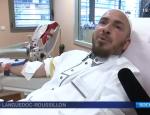 Don du sang à la mosquée de Béziers