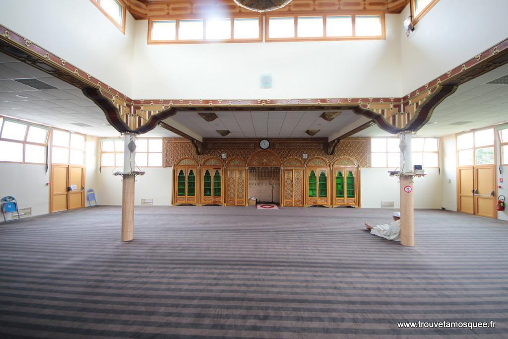 mosquée vernouillet