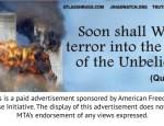 New York : nouvelle campagne islamophobe dans le métro