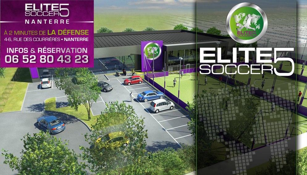 elite 5 soccer