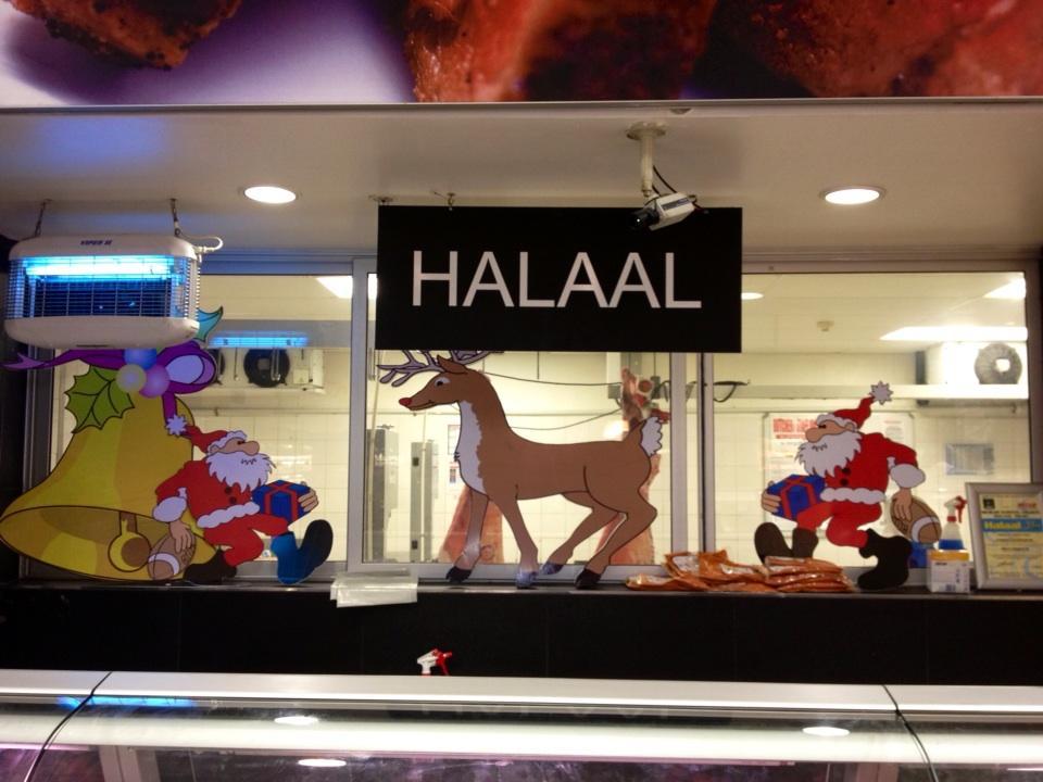 halal noel