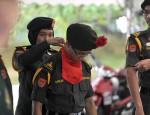 Hijab dans la police en Malaisie