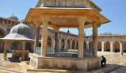 Mosquée d'Alep en Syrie
