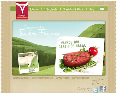 Tendre France