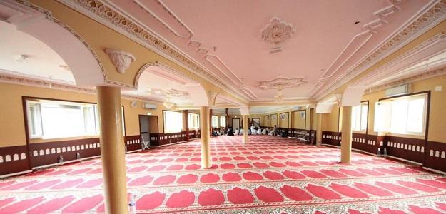 mosquée turque Chambery