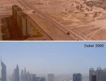 Dubaï avant, Dubaï après