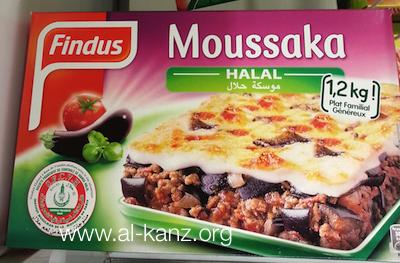findus-moussaka