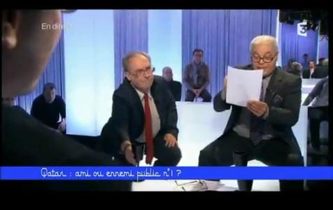 Mezri Haddad s'en prend à Khadija Ben Guena