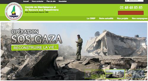 Reconstruire Gaza - CBSP