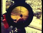 Sniper, il a un enfant palestinien dans le viseur
