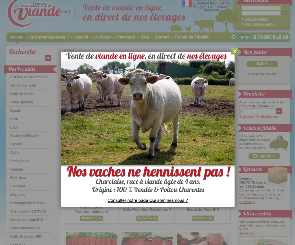 Nos vaches ne hennissent pas