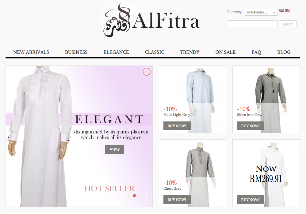 La e boutique du week end : Al Fitra, 100 % made in France